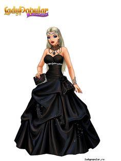 Tinuta eleganta  [ lady: Saphire ] .