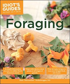Foraged delicacies have become the latest foodie obsession. Wild edibles collected by professional foragers are proliferating on the plates of top-tier restaurants because they offer novel and ultra-fresh sensations for the tongue, and they frequently taste more flavorful than farmed foods. For people seeking new food experiences and wanting to forage for themselves, Idiot's Guides Foraging shows how to find wild edibles and when and how to harvest them.