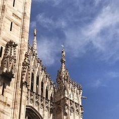 GUARS // I always get lost in time admiring all the details and the saints that guard the Duomo!!!  😍  #duomo #milan #cathedral #lombardy #architecture #marvelous #travel #italy #gentleman #style #imageconsultant #personalstylist #gentlemanslifestyle #italiansdoitbetter #italiangentleman #theitaliangent #italianstyle #luxury #luxurylife #luxurytoys #luxurylifestyle #petermazzei #attire #dapper #dapperedman #dapperstyle #manhattan #nyc #newyork #bespoke