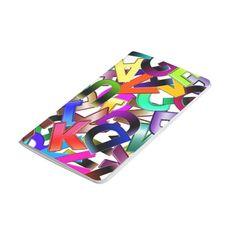 Colorful Alphabet Pocket Journals