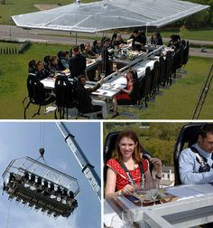 Is it ok that: These Could Be The Weirdest Restaurants In The World?