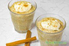 Keto Chai Chia Pudding Low Carb Breakfast Recipe