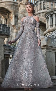 Stunning Wedding Dresses, Beautiful Gowns, Beautiful Outfits, Beautiful Clothes, Wedding Gowns, Haute Couture Gowns, Couture Dresses, Fashion Dresses, Game Of Thrones Dress