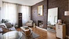 Christina's Exposed Brick — Small Cool Contest