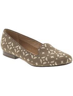 Fossil Calabash | Piperlime \ Nice city flat or jeans!