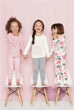 503258810e Heart Snuggle Pyjamas Kids Nightwear