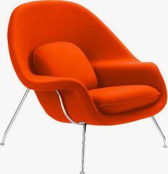 Silla Womb - Saarinen | Sillas Diseño | VOGA