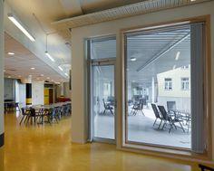 MySpace student housing in Trondheim by MEK Architects