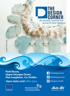 Poster design for summer pop-up shop. Christmas Pops, Christmas 2014, Pop Up Shops, Park Homes, Corner, Summer, Projects, Inspiration, Design