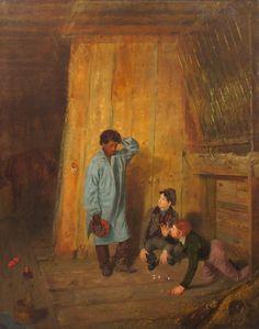 THOMAS MICKELL BURNHAM (1818-1866)
