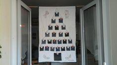 Calendar, Patches, Photo Wall, Holiday Decor, Frame, Home Decor, Homemade Home Decor, Photography, A Frame