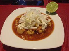 Pozole por Norma A. Balderas #sopa #pozole #mexican #diy #platillo #chef #easy #receta #recetasitacate #itacate #aniversario #fiestas
