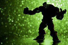Universal Hulk. Fourth in a week-long series of Avengers photos.