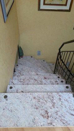 Treppe-Granit