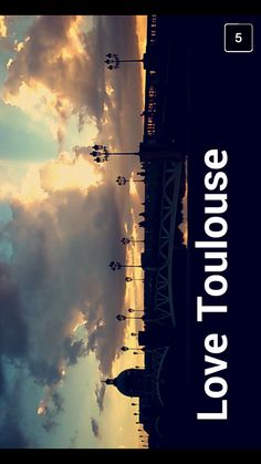 Love Toulouse