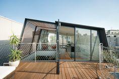 Skycourt House by Keiji Ashizawa Design