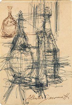Alberto Giacometti                                                                                                                                                                                 More