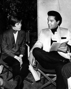 "Elvis with Deborah Walley ""Spinout"""