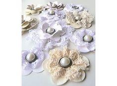 Marianne Design Stanz- und Prägeschablonen, Blumen und Blatt XL