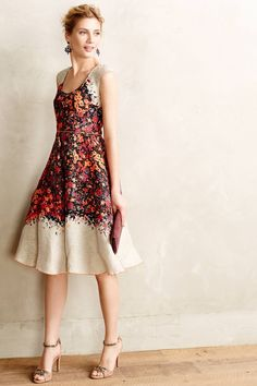 This is pretty. Lynnewood Dress - anthropologie.com
