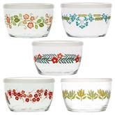 Browsing Store - Vintage Flower Storage Bowls Gift Set of 5 32.50 I would love to have these!
