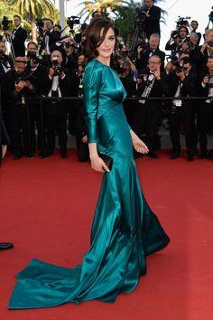 Rachel Weisz Prada design  Cannes Film Festival 2015 | POPSUGAR Fashion