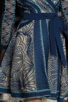 Diane von Furstenberg Spring 2014 RTW - Details - Fashion Week - Runway, Fashion Shows and Collections - Vogue