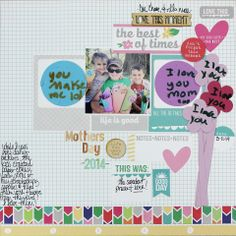 Elle's Studio - Shine Collection & May Exclusive Tag Kit - Capture Life by Megan Klauer