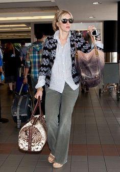 Vera Farmiga Photos: Vera Farmiga Arrives in LA