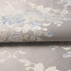 Country Jacqaurd Blackout Curtain  #floral #curtains #homedecor #interiordesign Floral Curtains, Blackout Curtains, Interior Design, Country, Home Decor, Nest Design, Decoration Home, Home Interior Design, Rural Area
