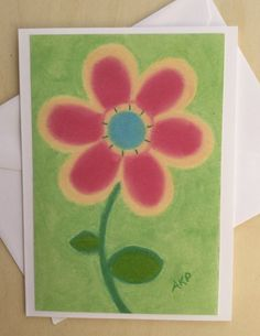 Stationery Cards Set of 10- Pink Frost Junior Petal
