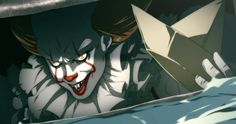 Pennywise Goes Anime and IT Is Perfect -- IT and anime seem to be the perfect fit as Pennywise the Dancing Clown gets an animated makeover. -- http://movieweb.com/pennywise-anime-it-movie-2017-viral/