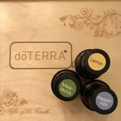 Doterra Essential Oils peppermint + lemon + melaleuca: Add a few drops in a boiling mug of water (as if making tea) inhale the steam then drink it after the steam for chest congestion, head cold, and/or deep Cough.