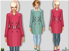 Margeh-75's Out & About Style Coat
