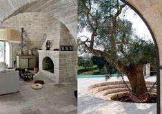 #FridayFinds: Vivir en un #trullo ☀ Así desprende serenidad esta singular #arquitectura #proyectos #inspiración #Italia @homelifestyle