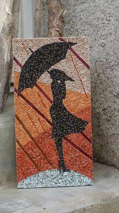 Mosaic Tile Designs, Mosaic Tile Art, Mosaic Pots, Mosaic Diy, Mosaic Crafts, Mosaic Projects, Mosaic Glass, Mirror Mosaic, Mosaics