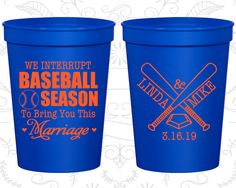 Cups, Personalized Cups, Wedding Cups, Personalized Plastic Cups, Stadium Cups, Party Cups, Plastic Cups (313)