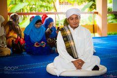 Traditional Malay Wedding (Solemnization) by flatlined