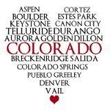 Colorado love.
