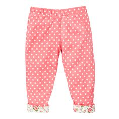Bramley Sprig Baby Reversible Trousers | CathKidston