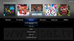 Make the JSAT Pi look and feel like Apple TV  http://jsat.tv/mediacenters.html