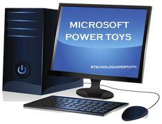 Microsoft PowerToys è un set di utilità che consente agli utenti di ottimizzare e semplificare l'esperienza di Windows 10 #TecnologiaPerTutti #VivereNelFuturo #personalcomputer #windows Microsoft, Windows 10, Monitor, Electronics, Tecnologia, Consumer Electronics
