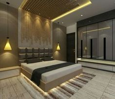Ceiling Design Bedroom Ceiling design bedroom cooking with a meat smoker - Smoker Cooking Wardrobe Design Bedroom, Luxury Bedroom Design, Bedroom Furniture Design, Master Bedroom Design, Home Decor Bedroom, Bedroom Sets, Ceiling Design Living Room, Bedroom False Ceiling Design, False Ceiling Living Room