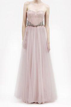 pastel bridesmaids dresses - LOVE IT!