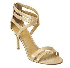 26 Bridesmaid Shoes You'll Want to Wear Postwedding: These Nine West Geezlouis sandals ($89) are perfect for the gal who doesn't want to spend a fortune on bridesmaid shoes. Plus, the ankle-strap detail gives them a unique look.