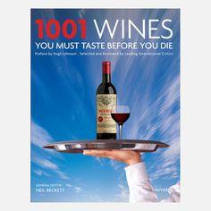 1001 Wines You Must Taste