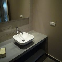 1000 images about salle de bain on pinterest plan de travail tiny bathrooms and in french. Black Bedroom Furniture Sets. Home Design Ideas