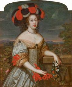 La Grande Mademoiselle Anne Marie Louise d'Orléans - Louis Ferdinand Elle the Elder