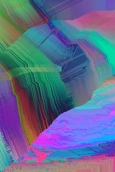 Adam Ferriss, generative art, processing art, glitch