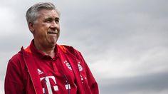Wiedersehen mit dem AC Mailand: Bayern-Coach Ancelotti datet seine alte Liebe